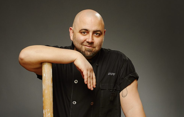 Duff Goldman: Brown Butter Chocolate Chip Krispy Bars
