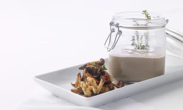 Grant MacPherson: Wild Mushroom Soup and Woodland Mushrooms