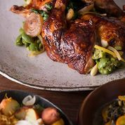 Mourad Lahlou: Roast Chicken with Preserved Lemon