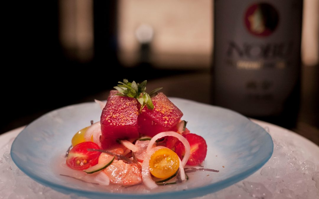 Nobu Matsuhisa: Nobu Hawaiian-Style Ceviche