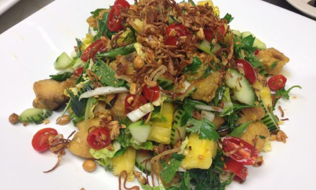 Susan Spicer: Turmeric Fried Fish Cha Ca La Vong