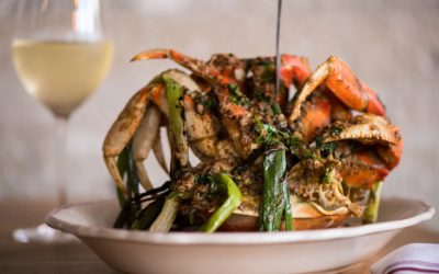 Chris Cosentino: Dungeness Crab Fra Diavolo