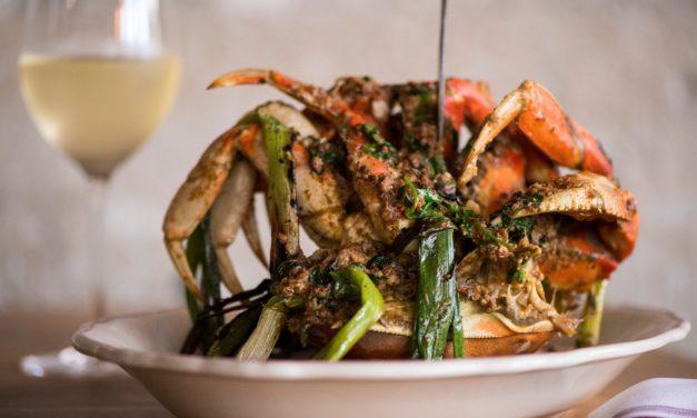 Chris Cosentino: Dungeness Crab Fra Diavolo