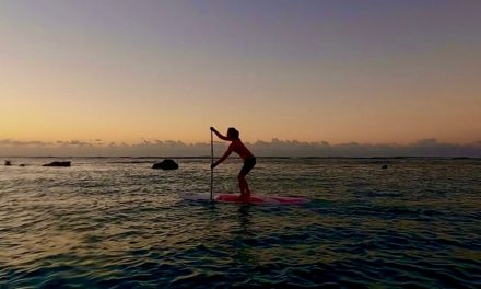 Lessons from a Paddleboard