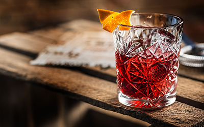 Me and My Negroni