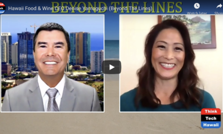 ThinkTech Hawaii: Beyond the Lines with Denise Yamaguchi