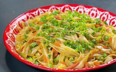 Ravi Kapur: Icebox Fat Rice Noodles