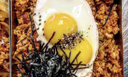 Chris Oh: Chingu Kimchi Fried Rice